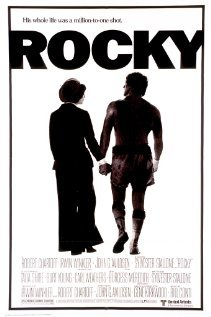 What's the German título of: Rocky?