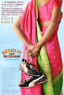 What's the German Title of: Bend It Like Beckham?