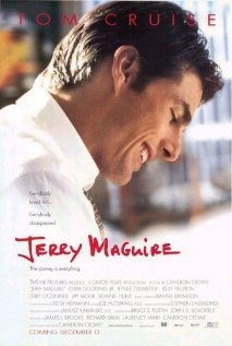 What's the German Title of: Jerry Maguire?