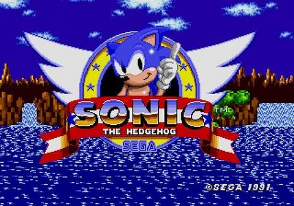 What año Was The Début Of Sonic The Hedgehog For The SEGA Genesis?