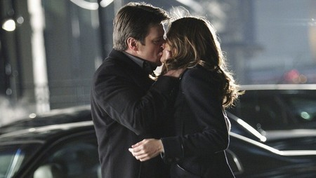 Complete the sentence: Castle: That was amazing...