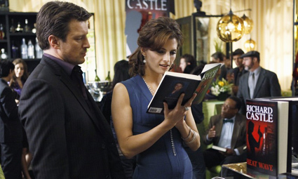 Complete the sentence: Beckett: The dedication...Uau..Thank you. Castle: I meant it...(What did he say next?)