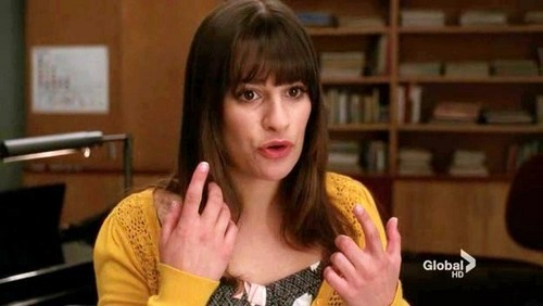"Rachel Quotes: ""I'm perfectly capable of accessing my pain. I ____ every time I sing a solo""."