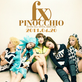 "Who had spikes under their left eye in the MV ""Pinocchio[Danger]"""