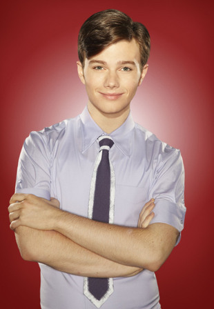 (True or False) Chris Colfer has wanted to be a singer all his life.