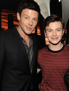 (True or False) Cory Monteith and Chris Colfer both share a birthday in May.