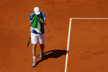 Who knocked Murray out of the 2011 French Open?