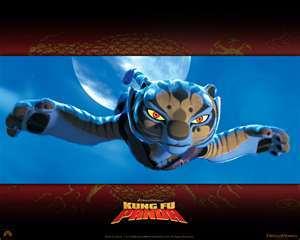 Who is tigress' Bestfriend?