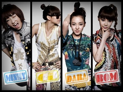 Who is the eldest in 2NE1?