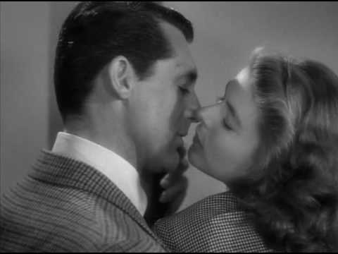 My favourite actor and actress (Cary and Ingrid) are starring in which film ?