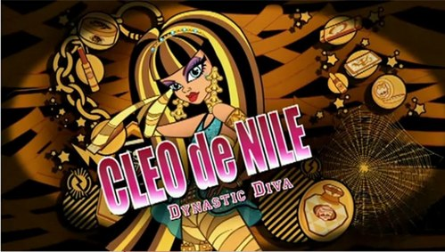 what is the name of cleo's older sister?