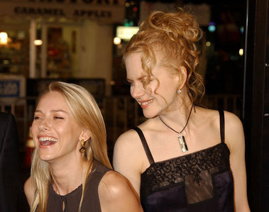 "Who Said: ""I love Cate Blanchett & Naomi Watts & Nicole Kidman-I love the Aussie girls.I mean they can throw a mean barbecue & they can act, it's a great combination."""