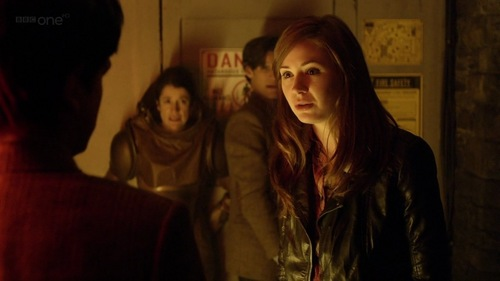 6X06: How did the Doctor's trick Amy into believing that the clone Doctor was the real one?