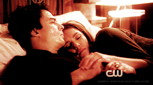 """But I have to tell you...what I know you already know...How I fell in love with you..you'll remember won't you?"" Damon says this to Elena? in Midnight, TRUE or FALSE"