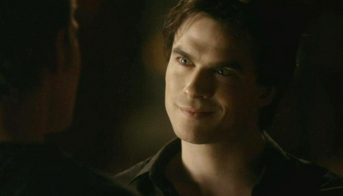 "In What episode of season 2 does Stefan say this to Damon, ""Thank you for being in love with my girlfriend."""