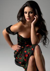 Where was Lea Michele raised?