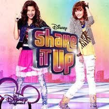 Who is the host of the dance show Shake It Up??