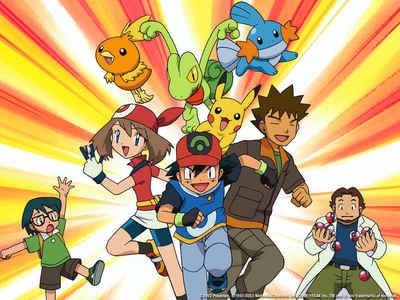 Who was the third Gym Leader Ash faced during his adventures in Hoenn?