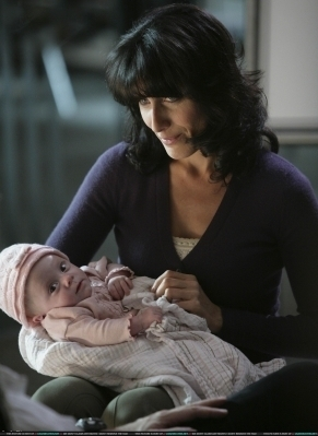 Who of this actress played Rachel Cuddy biological mother in House M. D. ?