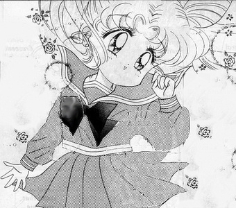 Manga: How old is Chibiusa (Rini)?