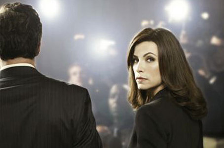 Who Said It||I wish Ms. Florrick didn't think she was arguing before the Supreme Court.