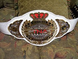 Who has held the TNA Knockouts champion और than anyone else?