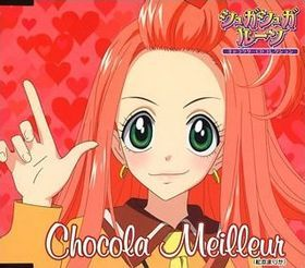 Who is the really truely best friend of chocola