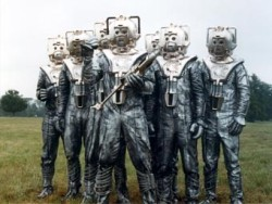 Which of these metals can weaken Mondas Cybermen?.