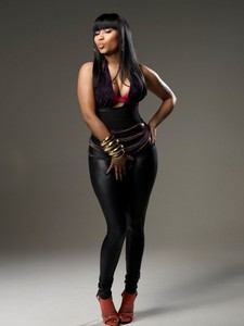 Who is nicki minaj in love with in young money?