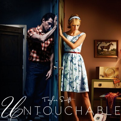"Taylor sang a cover for the song ""Untouchable"", but who sung the orginal version?"
