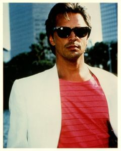 Was Don Johnson was going to leave Miami Vice after season 2?