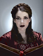 Does Stephenie Meyer like to read scary novels, and/or watch scary movies?
