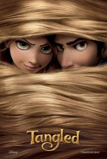 What's the German titolo of: Tangled?
