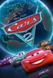 What's the German título of: Cars 2?