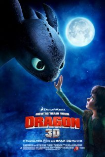 What's the German Title of: How To Train Your Dragon?