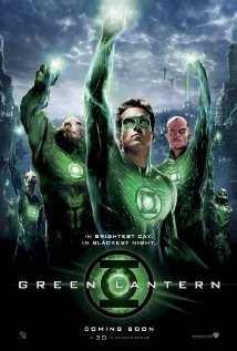 What's the Russian Title of: Green Lantern?