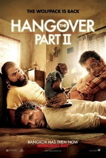 What's the German titre of: The Hangover Part II?