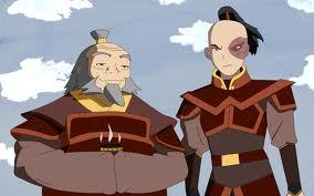 in season 1 episode 1 what did Iroh say he would do before teaching zuko the advanced set of fire bending?