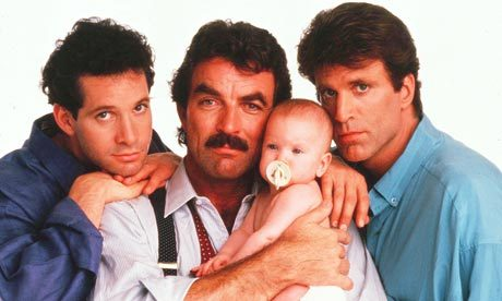 WHO DIRECTED THE FILM - Three bachelors find themselves forced to take care of a baby left por one of the guy's girlfriends