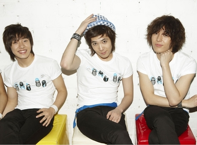 What year did F.T. Island make their first album a hit?