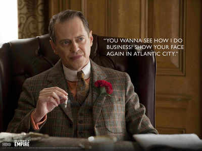 How Many bro does Nucky have?