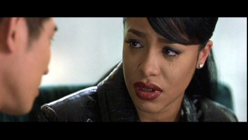 Romeo Must Die: Trish is crying because of: