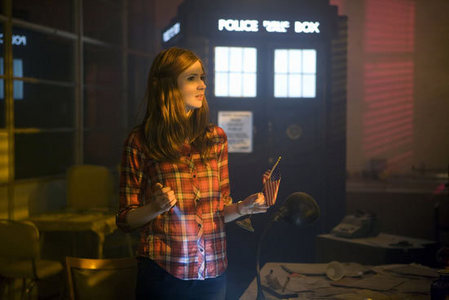 What is the Doctor's nickname for her in 6x01?