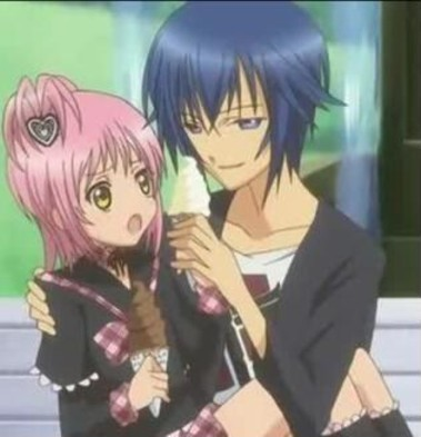 Who was amu on a date with at the time? ( or who was amu on a date with? )