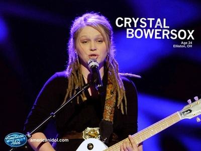 What Season of American Idol was Crystal in?