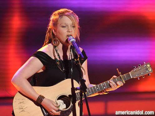 What State was Crystal Bowersox from?