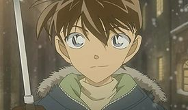 in which episode(s) shinichi didn't appear ??