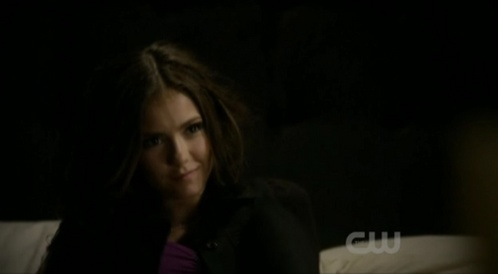 Is Katherine with Stefan?