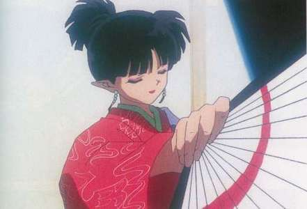 Which of the following people share the same name as this person from InuYasha?