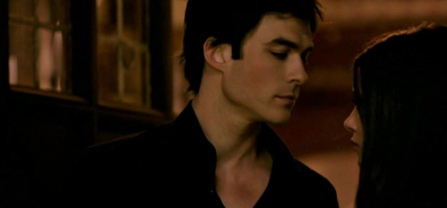 """Damon: """"And good morning to you, little miss 'I'm on a mission.' """" Elena: """"How can wewe be so arrogant and glib after all that you've done?"""" What episode?"""